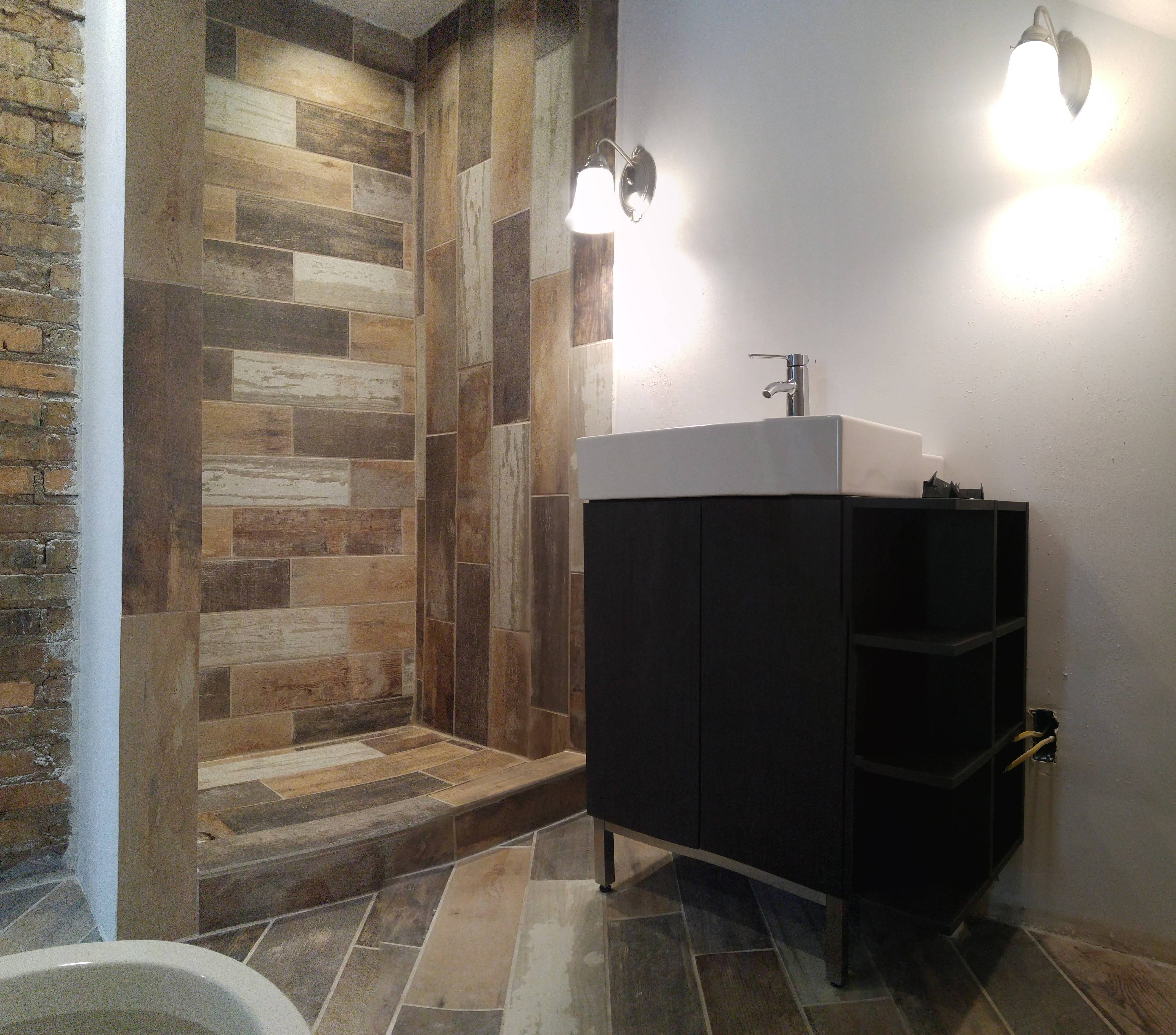 Anytime Restoration BASEMENTS TO BATHROOMS SMALL TO BIG A FULL - Bathroom remodeling rockford il