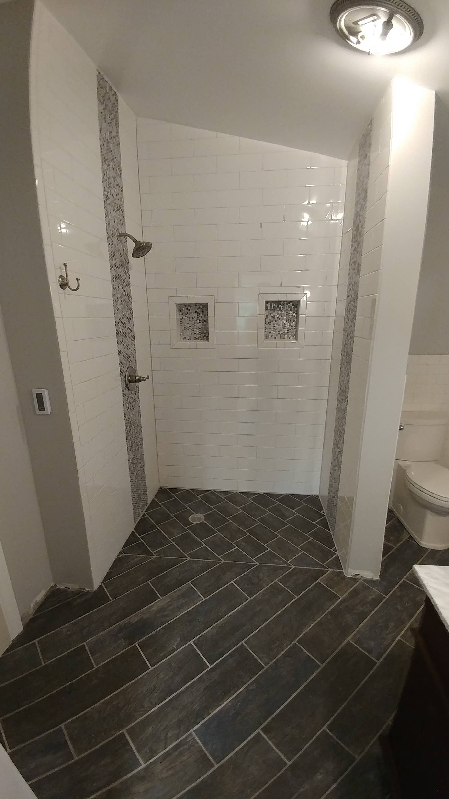 Anytime Restoration BASEMENTS TO BATHROOMS SMALL TO BIG A FULL - Best time of year to remodel bathroom